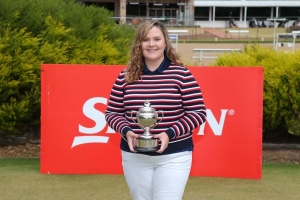 Merewether's Stacie McDonald claims Mid Amateur Title