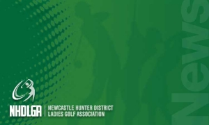Golf NSW Medal Playoff Winner