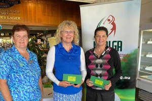 Merewether pair win Division 1 Nett