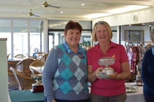 Division 3 36 Hole Stableford winner