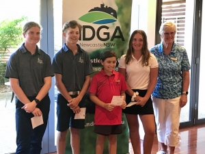 NDGA Junior Pennant Contested