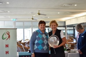 Division 3 36 Hole Stableford runner-up