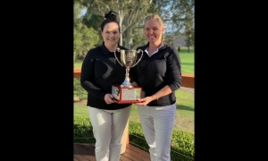 District Women's Foursomes contested at Waratah