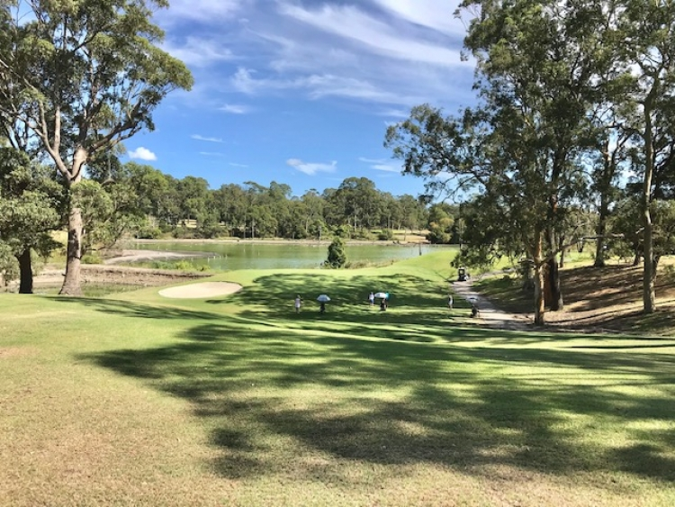 Shortland Waters celebrates new course opening