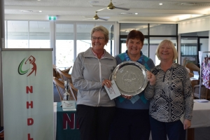 Barbara Smith Salver winners